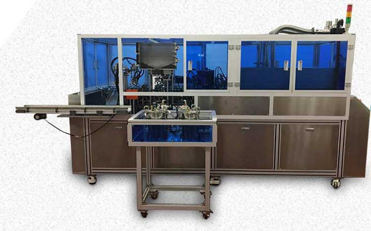 pregnant test packaging machine
